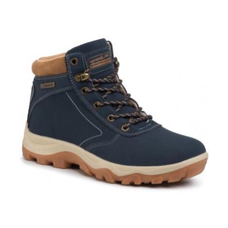 Šněrovací obuv SPRANDI EARTH GEAR BP40-6246Y Ekologická kůže /-Ekologická kůže