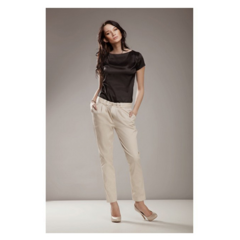 NIFE kalhoty dámské SD01 béž