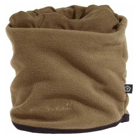 Multifunkční šátek PENTAGON® Winter fleece - coyote PentagonTactical