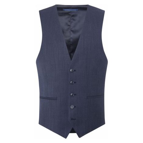 Kenneth Cole Park Slim Fit Birdseye Waistcoat