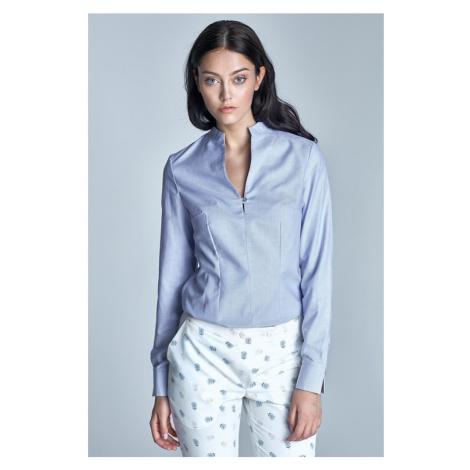 NIFE košile dámská K48 stojatý límec