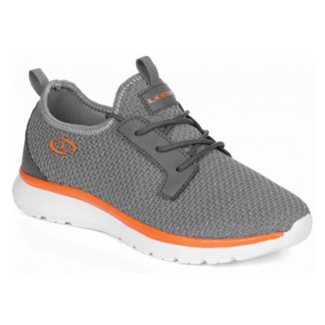 Loap ALTO L tmavě šedá - Dětská vycházková obuv