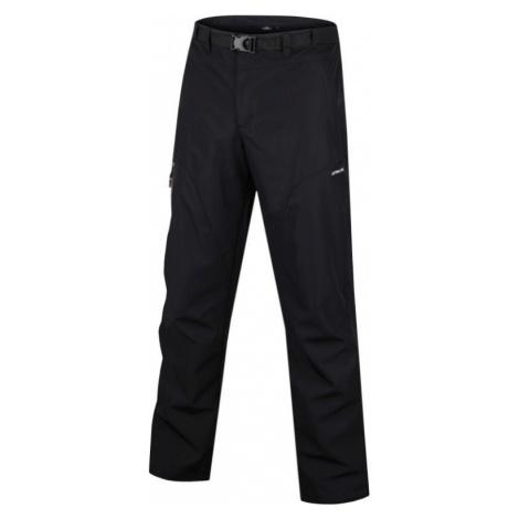 Pánské softshellové kalhoty Alpine Pro JAMA - černá