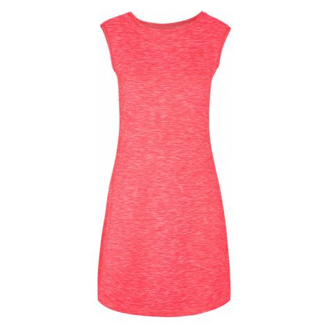 LOAP MAMBA Dámské sportovní šaty TLW2005J77XJ Diva Pink Melange