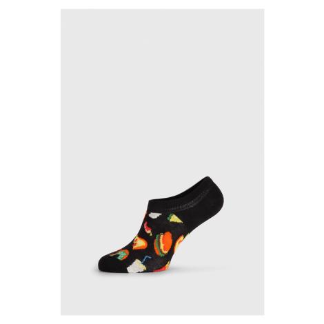Ponožky Happy Socks Junkfood No Show černá
