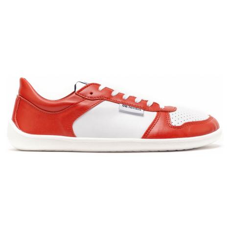 Barefoot tenisky Be Lenka Champ - Patriot - Red & White 47