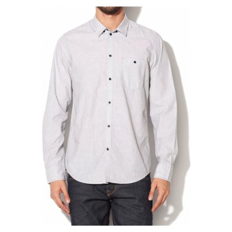 Pepe Jeans pánská šedá košile Presto