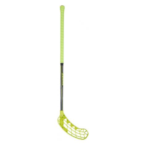 Kensis 3GAME 31 zelená - Juniorská florbalová hůl