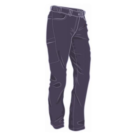 Dámské kalhoty Warmpeace Crystal Lady iron