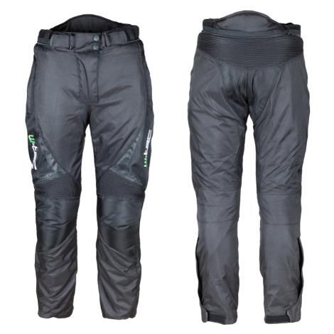 Unisex Motocyklové Kalhoty W-Tec Mihos New Černá