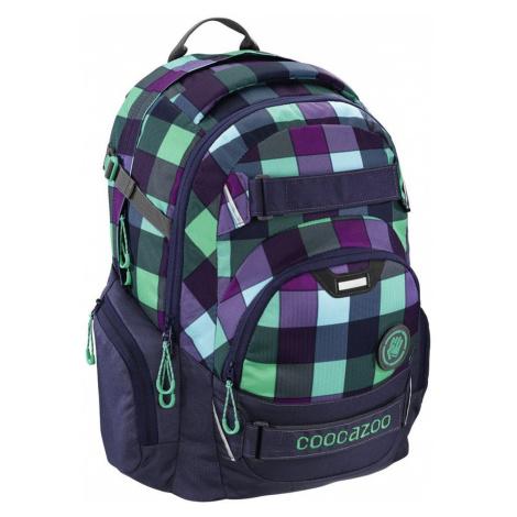 Coocazoo CarryLarry2 Green Purple District 1