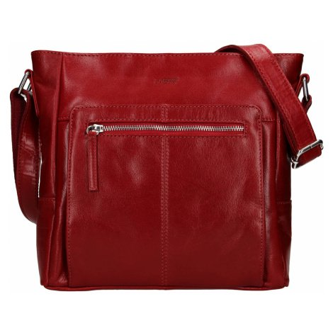 Dámská crosbody kabelka Lagen Esmé - červená