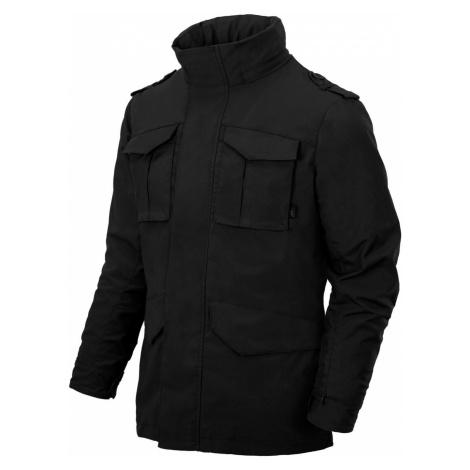 Bunda Covert M65 Helikon-Tex® – Černá