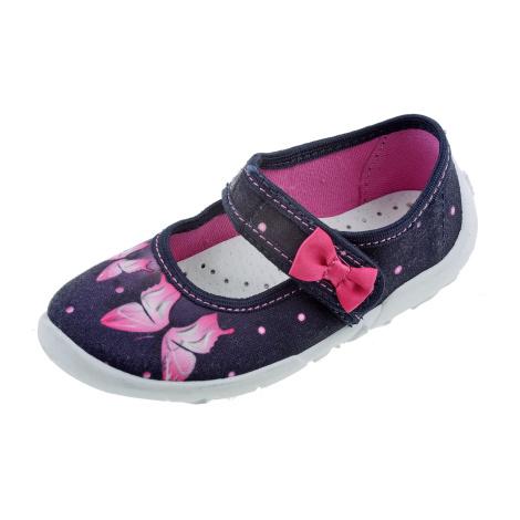Dívčí obuv Rogallo D-217