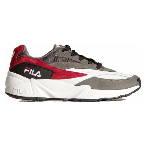 Boty Fila V94M LOW bílá|červená|šedá