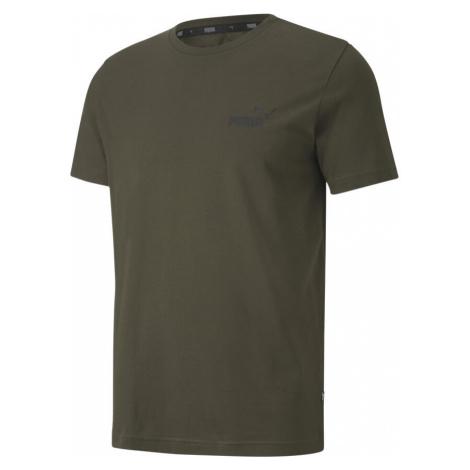 Puma Small Logo pánské tričko