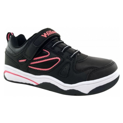 Willard RUSPY černá - Dětská volnočasová obuv