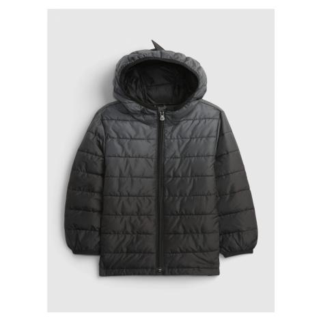 GAP Dětská prošívaná bunda s kapucí