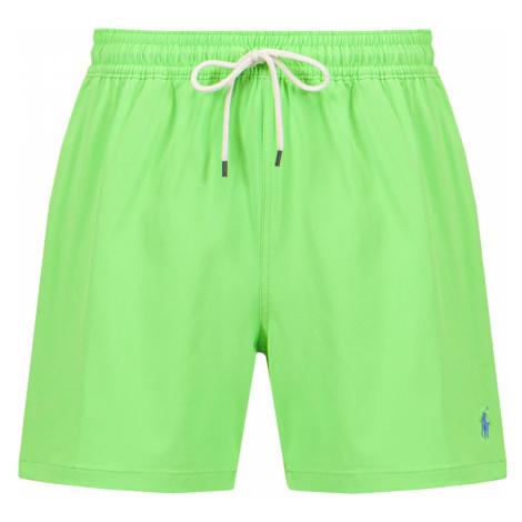 Plavky Polo Ralph Lauren TRAVELER zelená