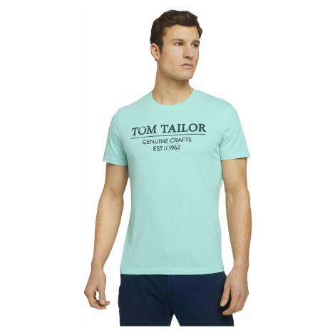 Tom Tailor pánské triko s logem 1021229/26723