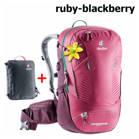 Deuter Trans alpine sl 28l ruby blackberry