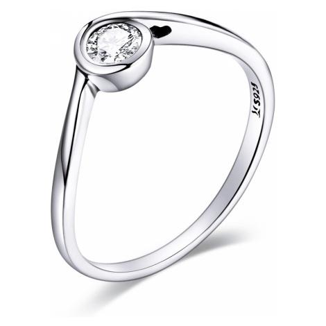 Linda's Jewelry Stříbrný prsten Spirála Lásky Ag 925/1000 IPR089 Velikost: 53