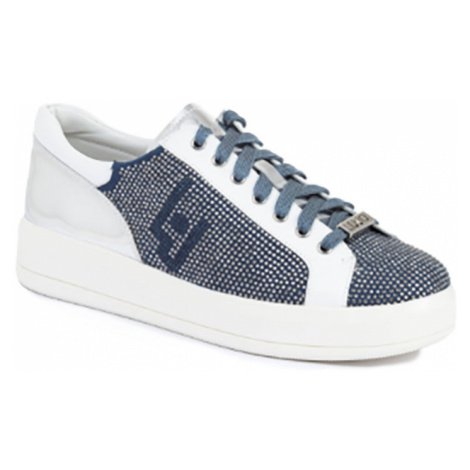 LIU JO sneaker rose denim