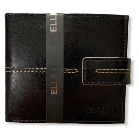 Pánská peněženka Ellini Franco, černá