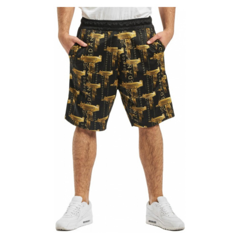 Dangerous DNGRS / Short Goldgun in black