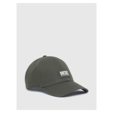 Kšiltovka Diesel Corry-Gum Hat - Zelená