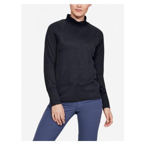 Mikina Under Armour Storm Sweaterfleece-Blk Černá