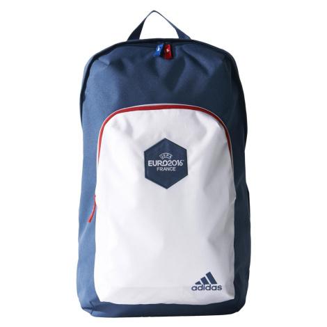 Batoh adidas EURO 2016 Backpack Modrá / Bílá