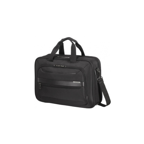 "SAMSONITE Taška na notebook 15,6"" Vectura Evo USB Black, 41 x 12 x 30 (123670/1041)"