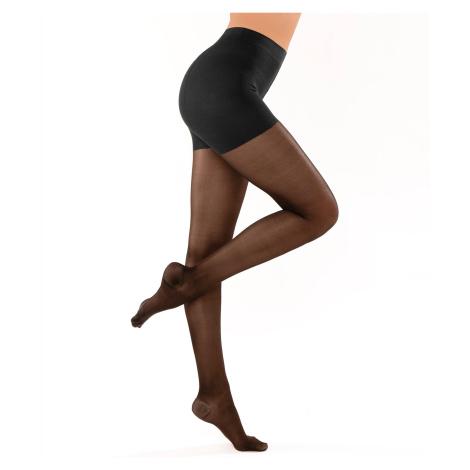 Blancheporte Punčochové kalhoty, 70 DEN, sada 2 ks černá