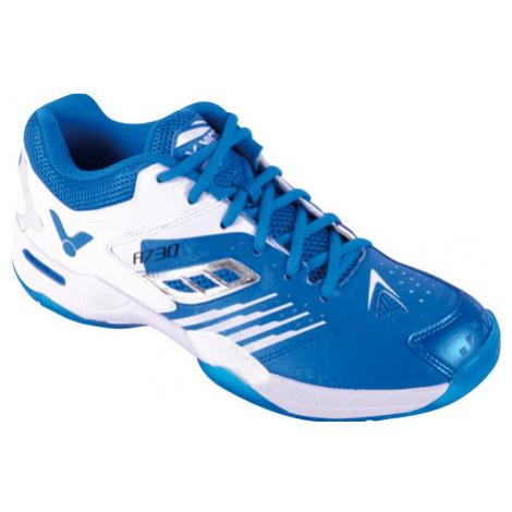 Pánská sálová obuv Victor A730 Blue/White,