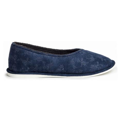Papuče INFINITY Home Modré Dámské Oldcom