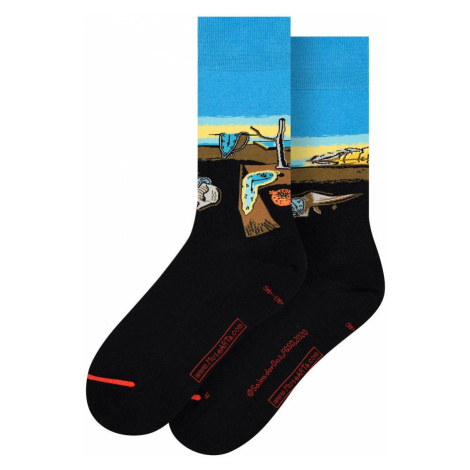 MuseARTa - Ponožky Salvador Dalí - The Persistence of Memory
