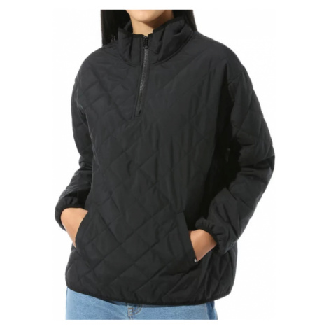 Bunda Vans Quilted V Mock Anorak black