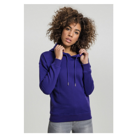 Urban Classics Ladies Hoody regal purple