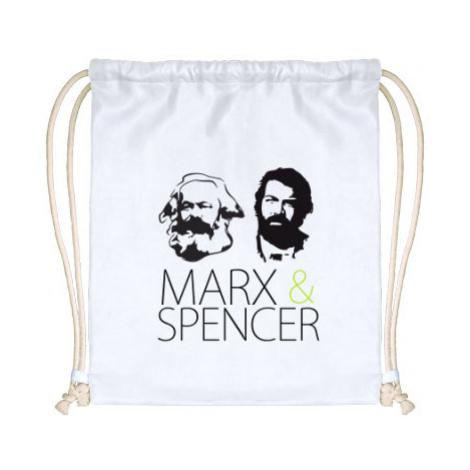 Celopotištěný vak na záda MARX SPENCER