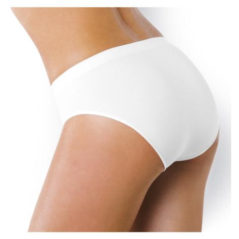 Kalhotky klasické bezešvé Slip midi Intimidea