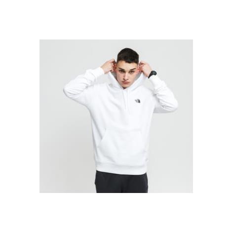 The North Face M Black Box Hood Fleece bílá
