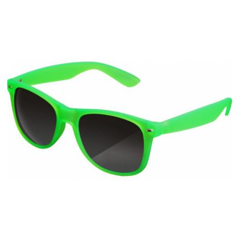 Sunglasses Likoma - neongreen Urban Classics