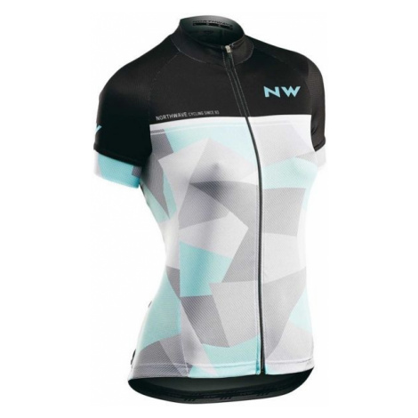 Northwave ORIGIN W černá - Dámský dres na kolo North Wave