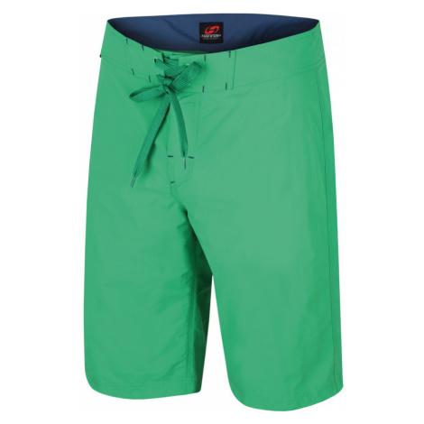 HANNAH Vecta Pánské šortky 117HH0026LK03 Bright green