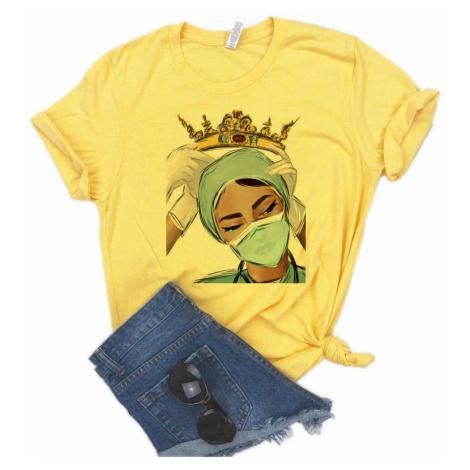 Dámské tričko pro zdravotní sestry A1273 FashionEU