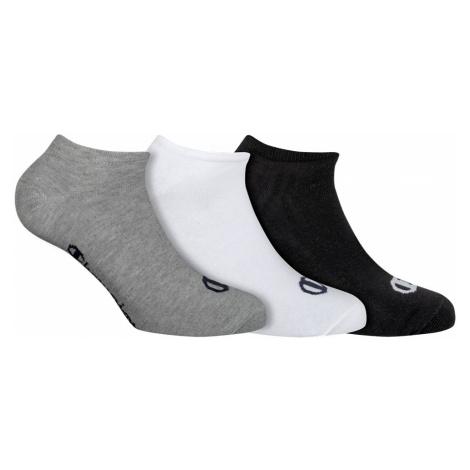 Ponožky UNISEX Champion 8QI 3PACK MIX | vzorované