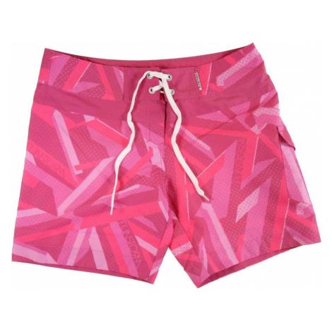 Koupací kraťasy Funstorm Epinay pink