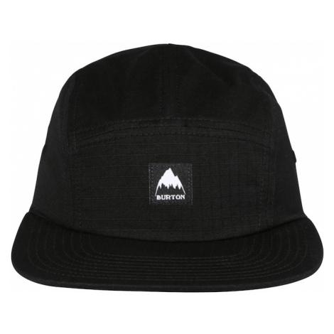 BURTON Sportovní kšiltovka černá