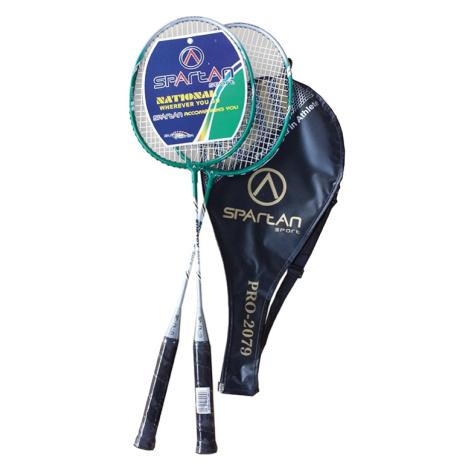 Badmintonový Set Spartan Sportive Červená